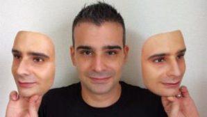 Японская компания Real-f Co. занимается разработкой технологии по созданию заменителя человеческого лица