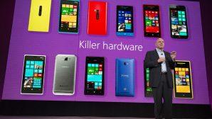 Популярность Windows Phone растет