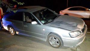 ДТП: Водитель Subaru сбил насмерть женщину в Алматы