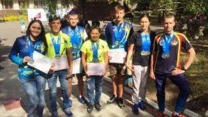 Спортсмены ЦСКА – лучшие на чемпионате РК по спортивному ориентированию