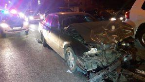 """Авария """"лоб в лоб"""": женщина-водитель перепутала педали"""