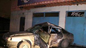 В ДТП в Алматы пострадали двое детей