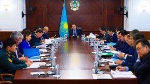 Премьер-министр провел совещание по вопросам развития регионов
