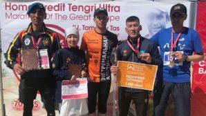 Армейские спортсмены выиграли 4 награды на сверхмарафоне Великой Степи