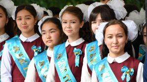 В Алматы 514 выпускников получили знак отличия Алтын Белги