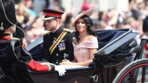 Жена принца Гарри бунтует?