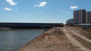 Второй раз за лето: в канале Нура-Есиль утонули люди. На этот раз - при стирке ковра