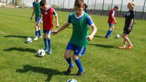 Для детей с ДЦП в Караганде появится футбольная школа