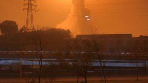Названы причины взрыва у химзавода в Китае