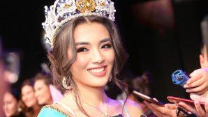 «Мисс Астана 2018» стала Еркеназ Сейфулла