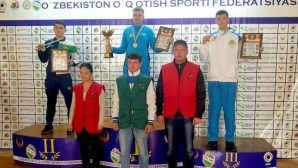 Казахстанский армеец стал победителем международного турнира по стрельбе в Ташкенте