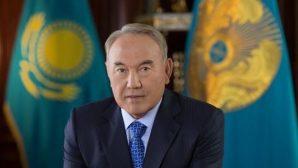 Президент Казахстана Нурсултан Назарбаев объявил о своей отставке