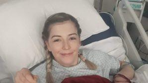 Британка похрустела шеей и получила инсульт