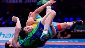 Армейские спортсмены выступят на первенстве Азии по вольной борьбе