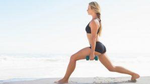 Фитнес упражнения, программы тренировок, для дома и спорт зала