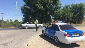 Правопорядок в Арысе обеспечивается сводным отрядом подразделений военной полиции ВС РК