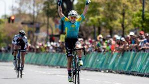 Светлана Пащенко выиграла золото V Летней Спартакиады по велоспорту