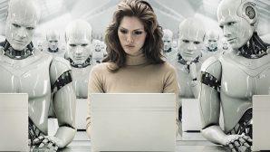 Женщины в два раза чаще теряют работу из-за роботов, чем мужчины