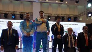 Пауэрлифтеры из Мангистау стали чемпионами Азии