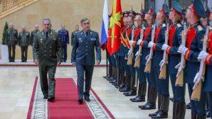 Министр обороны РК осуществляет свой первый официальный визит в РФ