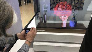 В 2020 году в продаже появится прозрачный телевизор