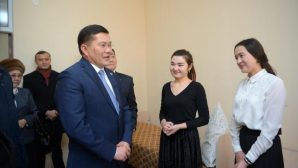 В Шымкенте открыли новое студенческое общежитие