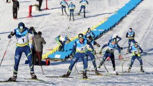 Как казахстанские спортсмены выступают на «Тур де Ски»