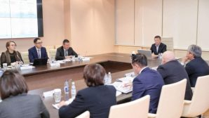 Глава НОК РК проверил готовность к Олимпиаде-2020
