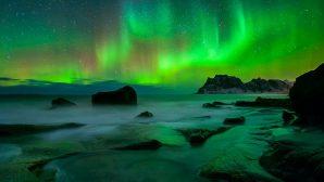 Дюны на небе: учёные открыли ранее неизвестный вид северного сияния