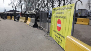 Число полицейских на блокпостах увеличили вдвое в Алматы