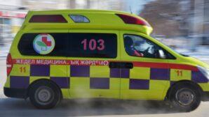 Бригада «скорой помощи» погибла в ДТП в Атырауской области