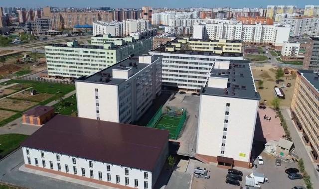 В Нур-Султане на месте дач вырос целый микрорайон социального жилья