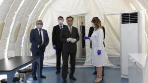 В Алматы открылась лаборатория для бесплатного тестирования на COVID-19