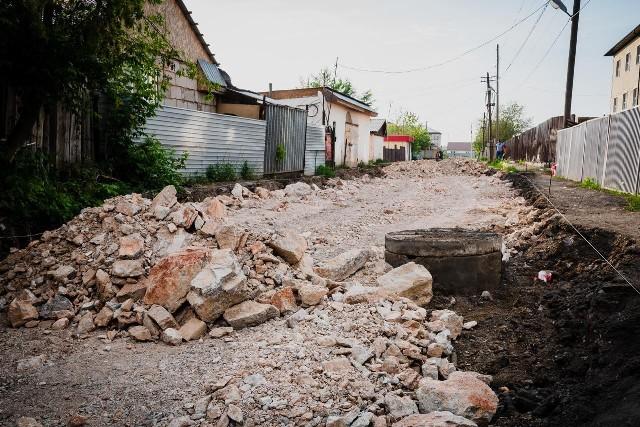 В Нур-Султане активно проводятся дорожные работы