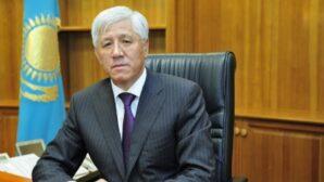 Аким Алматинской области заразился коронавирусом