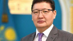 Пресс-секретарь президента Казахстана заболел коронавирусом