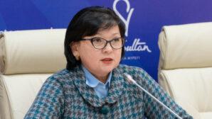 Сауле Кисикова ушла с поста главы горздрава Нур-Султана