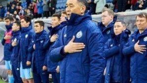 """""""Единственное, что не вышло — забить гол"""": Байсуфинов о матче с Францией"""