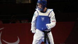 Казахстанский тхэквондист — в полуфинале Паралимпиады-2020